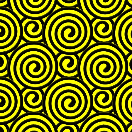 Spiral pattern background photo
