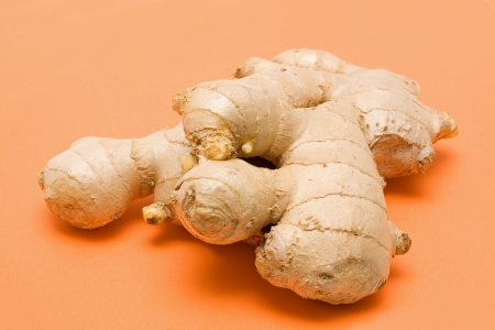 Ginger root Stock Photo - 15656606