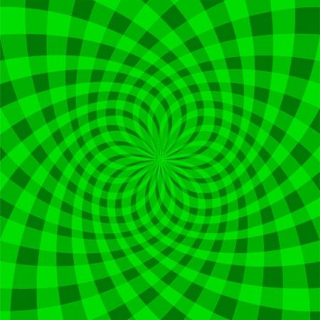 concentric: Cyclic optical illusion