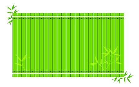 bamboo slip Stock Vector - 17360529