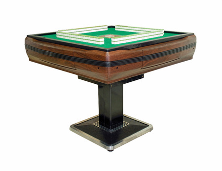 mahjong: Automatic mahjong table