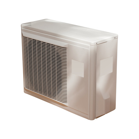 Air condition condenser photo
