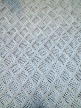 diamond shaped: Metal diamond plate texture background Stock Photo