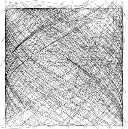 random lines abstract background Ilustração
