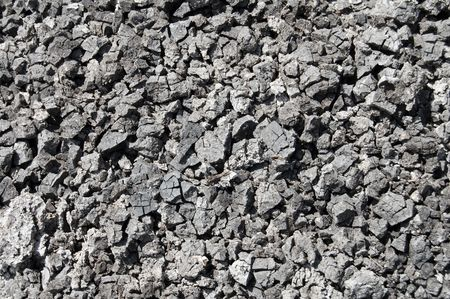 cracked black earth gumus as texture things Stock Photo - 3539447
