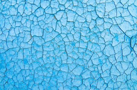 fissure: bleu peinture fissur�e aussi bon fond