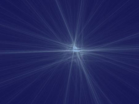 fractal abstract star photo