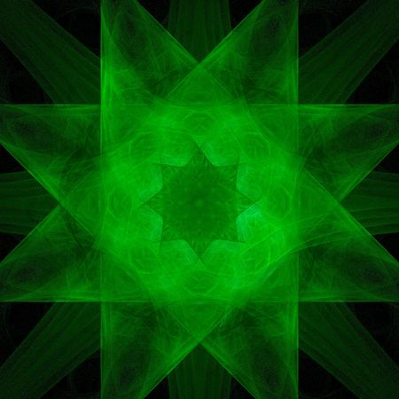 abstract figure to background. fractal Stock Photo - 4953038