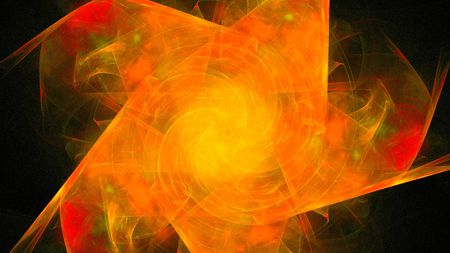 good abstract figure to background. fractal rendered Stock Photo - 6451614