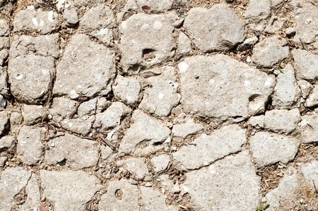 cracked stone as a background photo