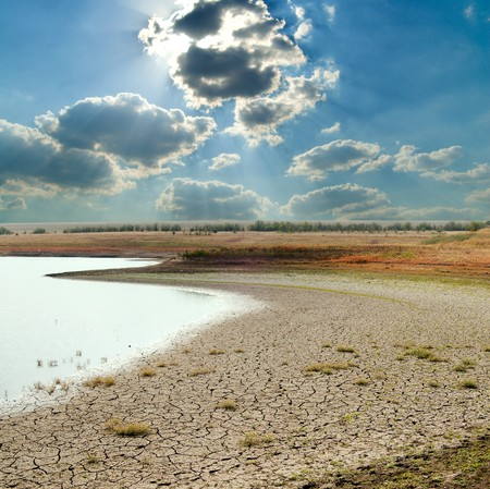 natural disaster. arid climate Stock Photo - 7118020