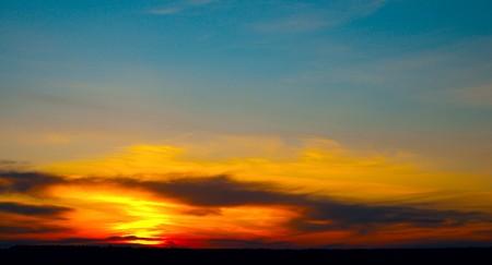 good sunset photo