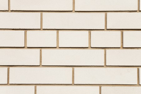 white brick wall as background photo