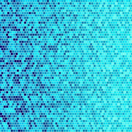 polygraph: blue dot background pattern Illustration