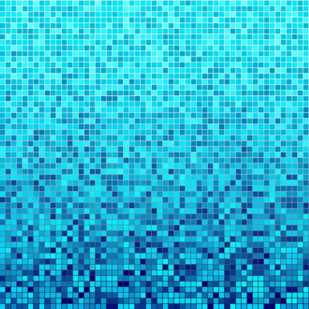 blue dot background pattern Vector