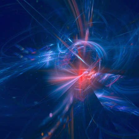 good abstract figure to background. fractal rendered Stock Photo - 9879537