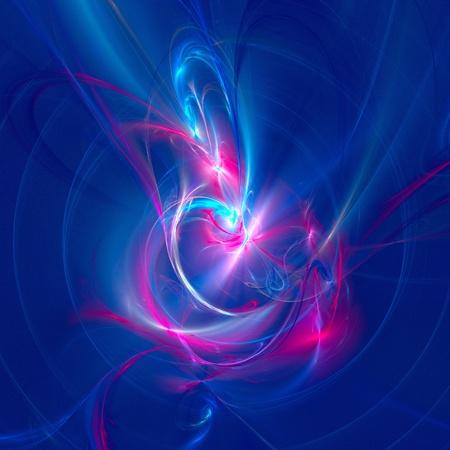 kosmos: gute abstrakte Figur in den Hintergrund. fraktale gemacht