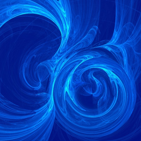good abstract figure to background. fractal rendered Stock Photo - 9879825