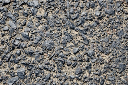 asphalt as texture photo