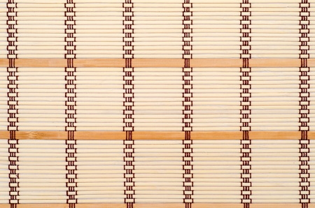 place mat: Bamboo place mat for sushi