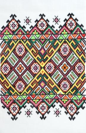 punto de cruz: bordados buen punto de cruz patrones. ornamento �tnico ucraniano