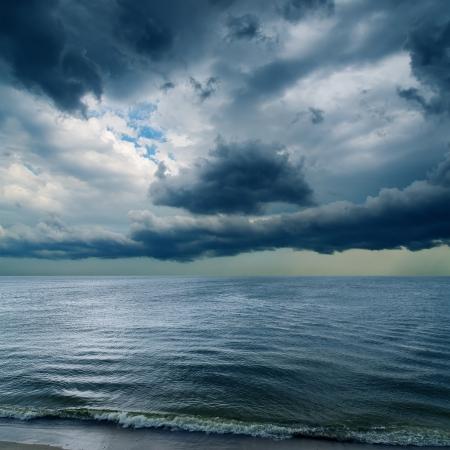 granola: espectacular cielo sobre el agua oscura