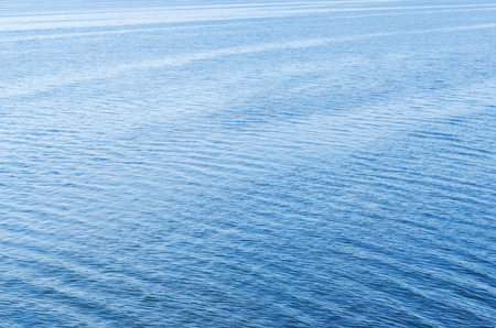 naturel blue water surface as background or texture