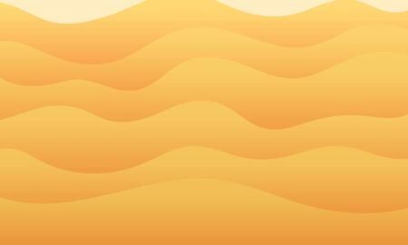 yellow sand waves background. summer concept