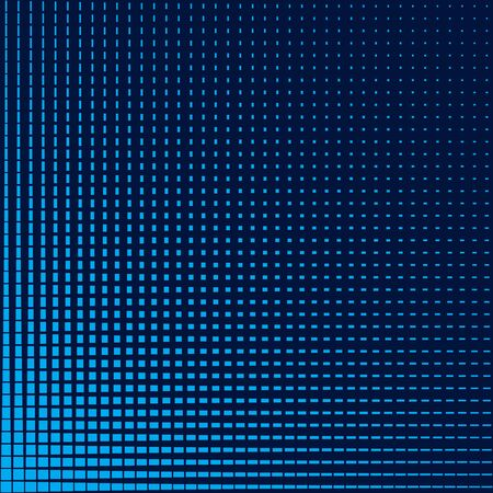 halftone blue squares background. abstract design checkered pattern. Stock fotó - 149354081