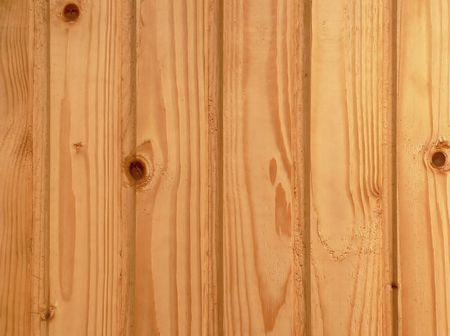 ligneous: The fragment of the wooden lining. Stock Photo