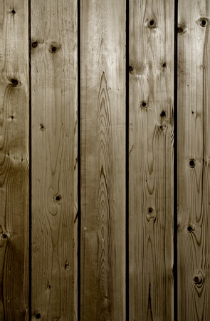 The old wooden boards background. photo