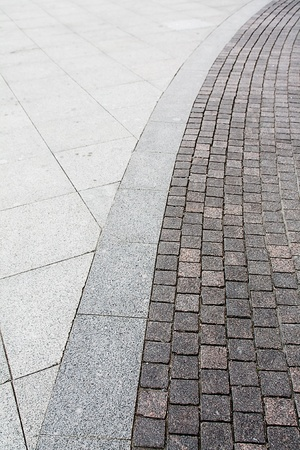 The fragment of a pavement. Stock Photo - 11875840
