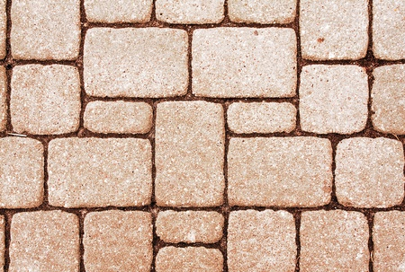The fragment of a pavement. Stock Photo - 13422172
