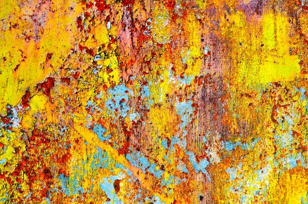 Grunge rusty metal - abstract background Stock Photo - 13631609