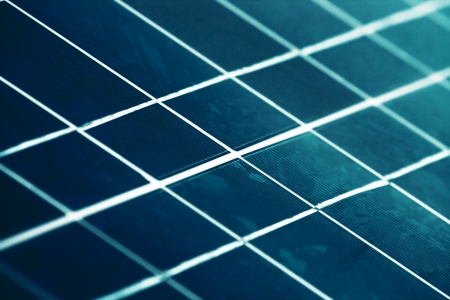The solar panel close up. Stock Photo - 16701343
