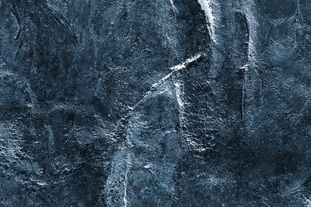 The stone close up - abstract background. Effect negative image. Stock Photo - 16731477