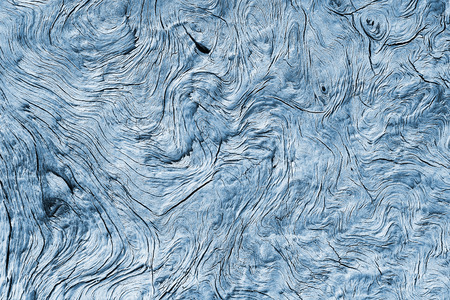 color tone: old wood timber natural background, blue color tone