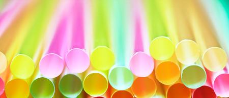 drinking straw: Cannuccia primo piano. Astratto. Archivio Fotografico