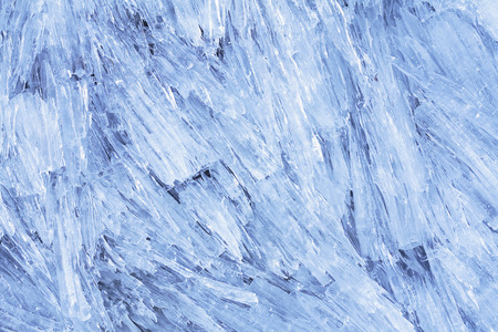 arctic waters: Ice crumb close up in spring. Stock Photo