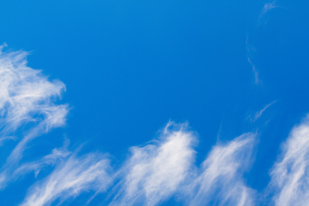 sky background in a clear day, beautiful heaven with clouds
