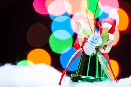 shimmery: celebration christmas Stock Photo