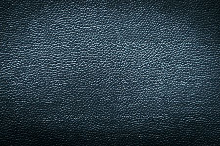 black leather texture: Black Leather texture for vintage background Stock Photo