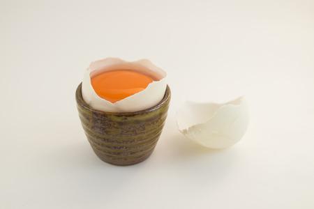duck egg: duck egg Stock Photo