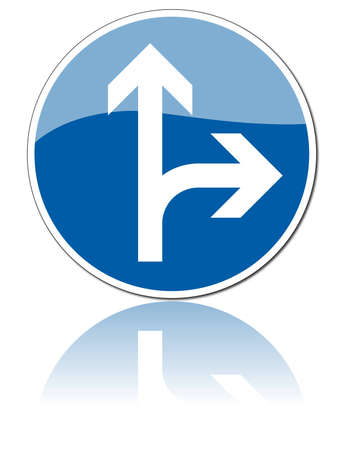 road sign Stock Photo - 9974980