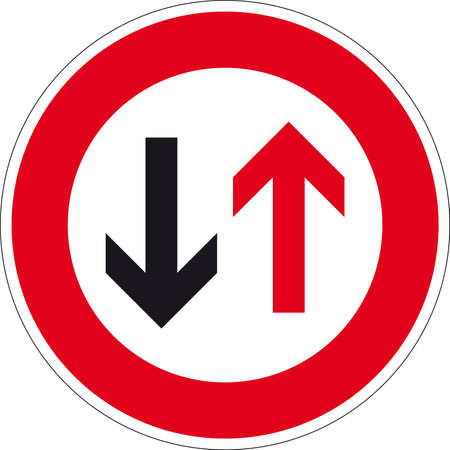 road sign Stock Photo - 10016763