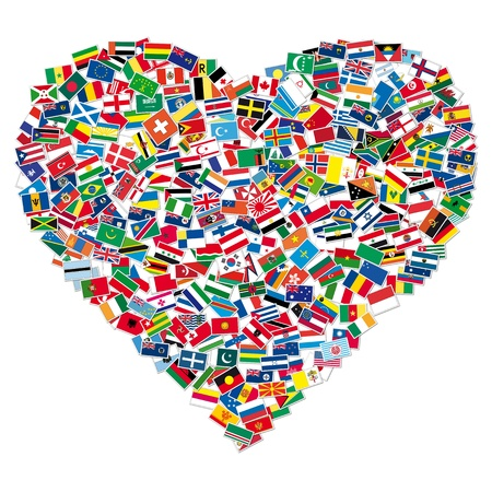 bandera de nueva zelanda: banderas Editorial