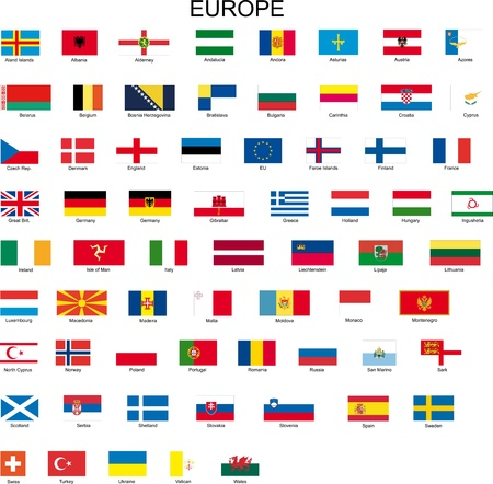 bandera de honduras: banderas Vectores