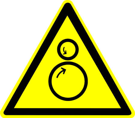 warning sign Stock Photo - 10041668