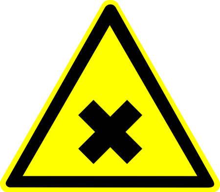 warning sign Stock Photo - 10645693