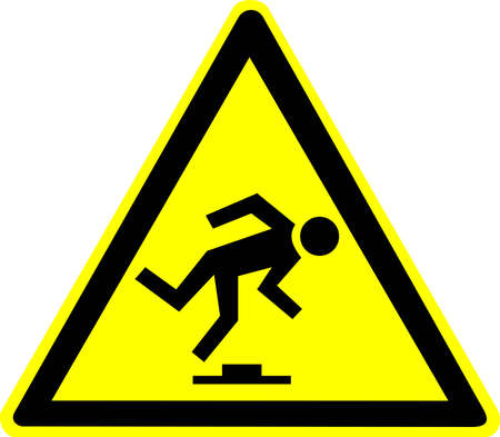 warning sign Stock Photo - 10645698